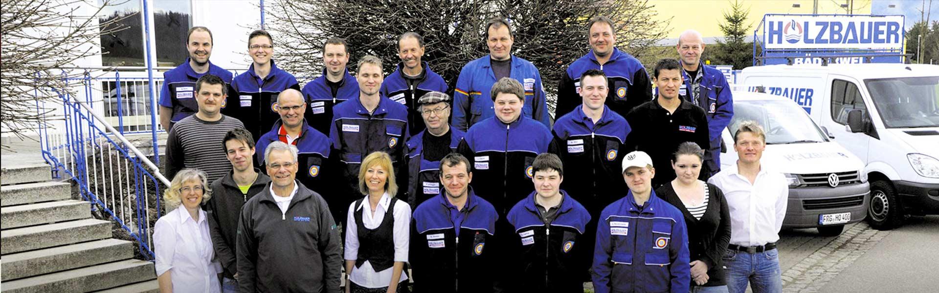 Team Holzbauer GmbH Waldkirchen