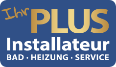 Heizungsinstallateur, Plus Installateur für Bad und Heizung